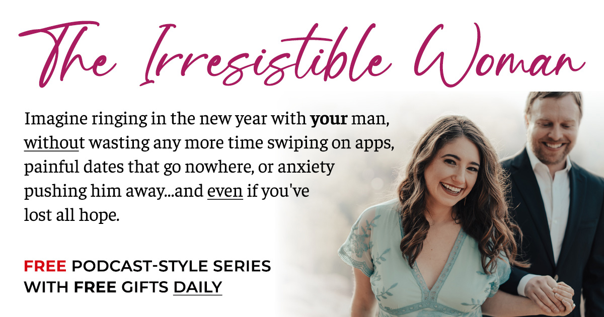 The Irresistible Woman Series