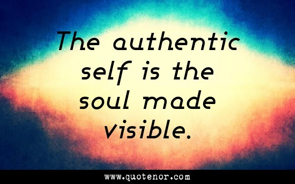 Authenticity & Vulnerability